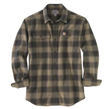 Carhartt Hubbard Flannel Long Sleeve Shirt