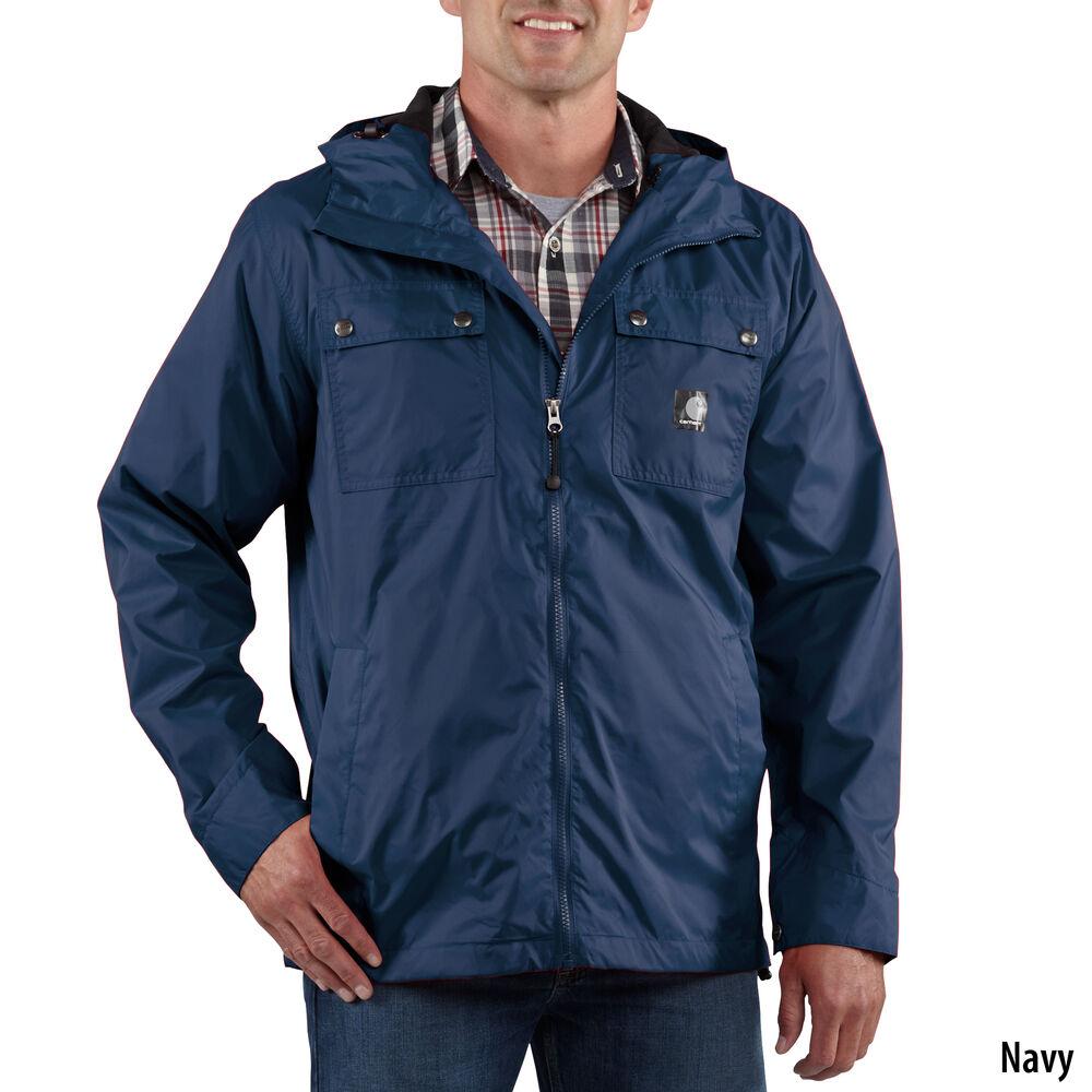 2a6730171 Carhartt Men's Rockford Windbreaker Jacket