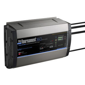 ProMariner ProTour 360 Elite Dual Bank Waterproof Battery Charger