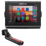 Simrad Go7 XSR Combo With TotalScan Transducer & Navionics + Usa Charts