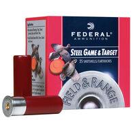 "Federal Field & Range Steel Game & Target Loads, 12-ga., 2-3/4"", 1 oz., #6"