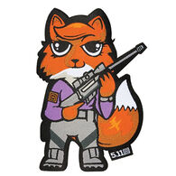 5.11 Tactical Foxy Patch
