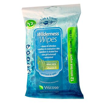Sea to Summit Compact Wilderness Wipes