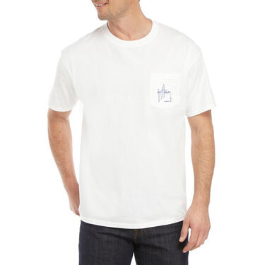Guy Harvey Men's FETCH Short-Sleeve Tee