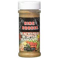 King Kooker Blacked Redfish Seasoning