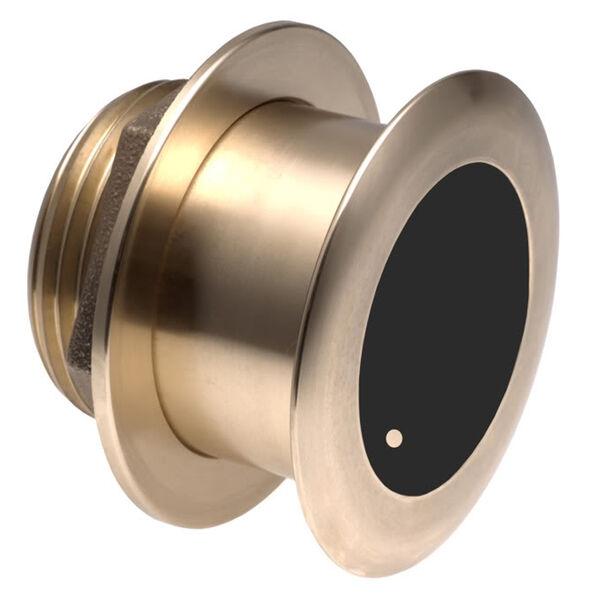 Simrad B175H-W Bronze 12° Tilted Element Thru-Hull Transducer