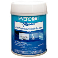 Evercoat Marine One-Step Finish Premium Gel Kote, Pint