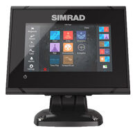Simrad GO5 XSE Fishfinder Chartplotter With HDI Transducer And Insight USA Maps