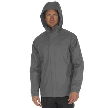 Ultimate Terrain Men's Thunder-Cloud II Rain Jacket