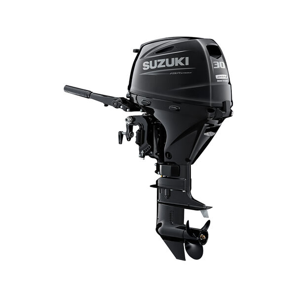 Suzuki 30 HP Outboard Motor, Model DF30ATHL3