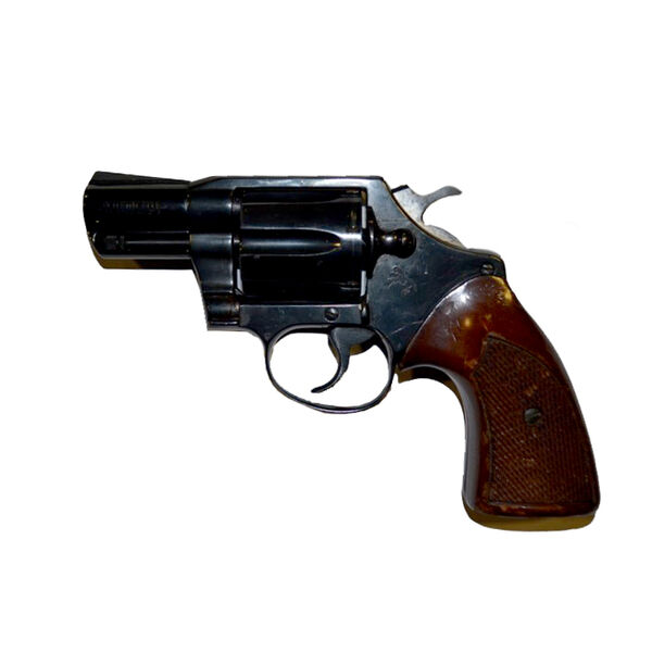 Used Colt Detective Special Revolver, 3rd Series, .38 Special