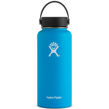 Hydro Flask 32 Oz. Vacuum-Insulated Wide Mouth Water Bottle