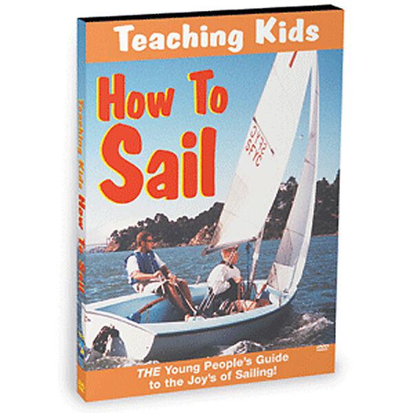 Bennett DVD - Teaching Kids How To Sail