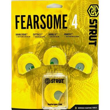 H.S. Strut Fearsome 4 Premium Flex Diaphragm Combo Pack