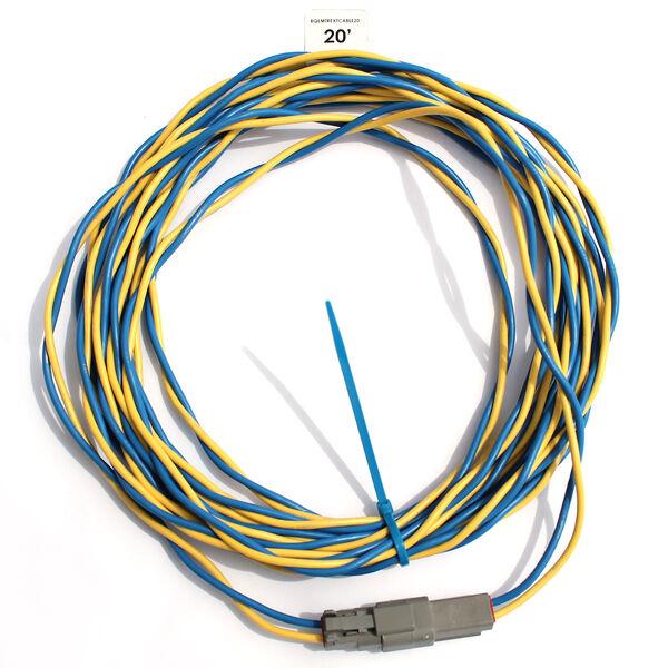 Bennett Bolt Actuator Wire Harness Extension, 20'