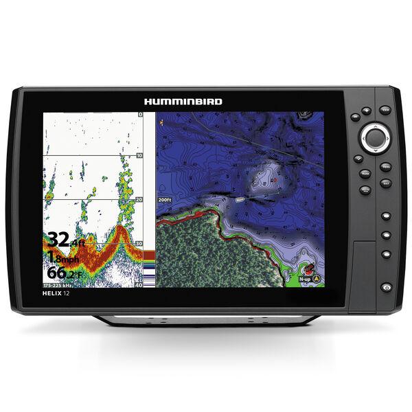 Humminbird Helix 12 GPS G2N CHIRP Fishfinder Chartplotter