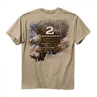 NRA Men's 2nd Amendment Short-Sleeve Tee