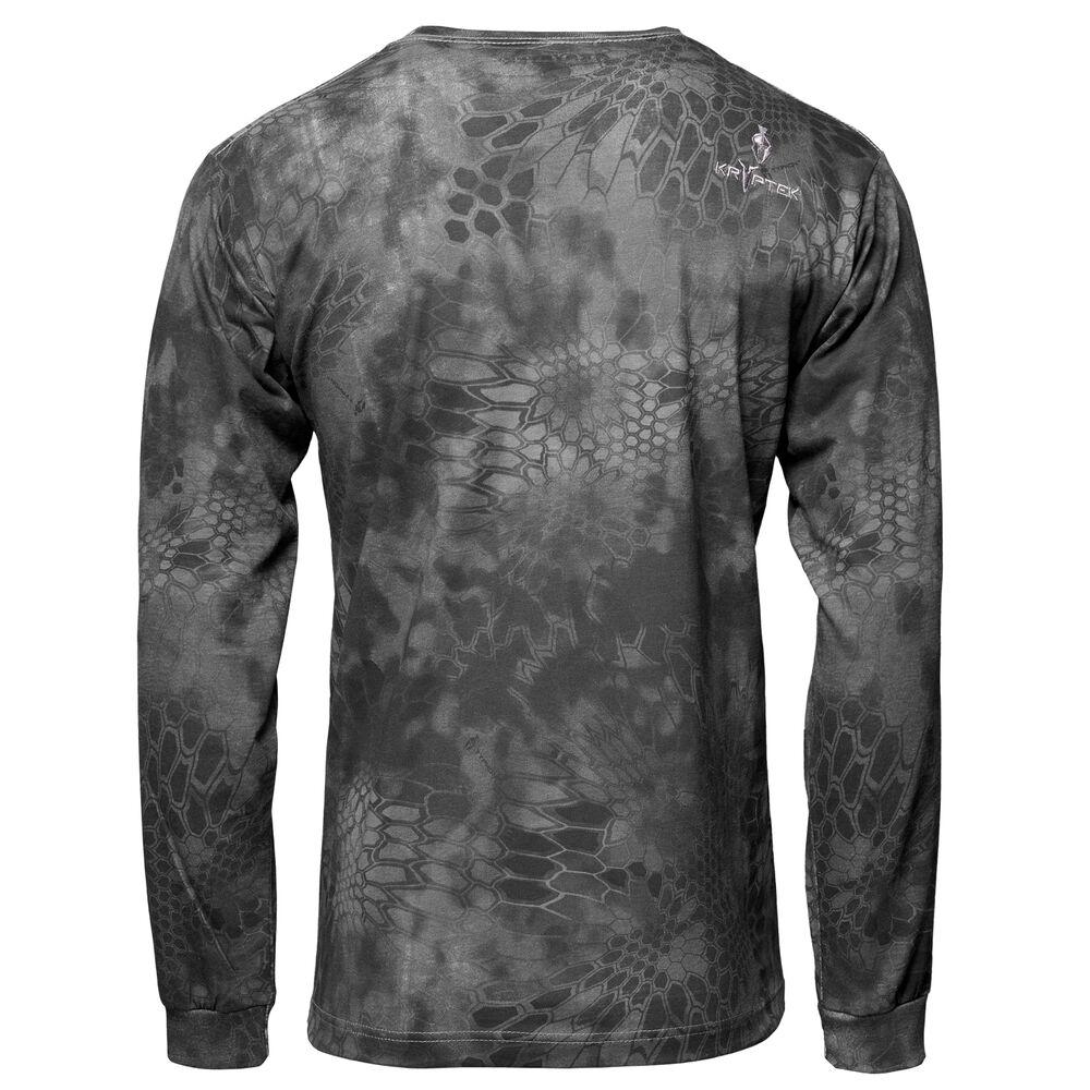 2be2d559 Kryptek Men's Stalker Long-Sleeve Tee - Typhon | Gander Outdoors
