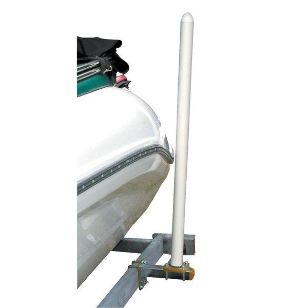 "Tie Down 48"" PVC Boat Post Guide-Ons, Pair"