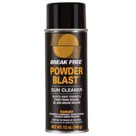 Break-Free Powder Blast Gun Cleaner Aerosol Spray, 12 oz.