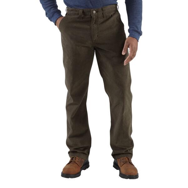 Carhartt Men's Rugged Khaki Work Pant