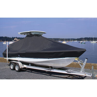 Taylor Made T-Top Boat Cover for Carolina Skiff 198 DLV