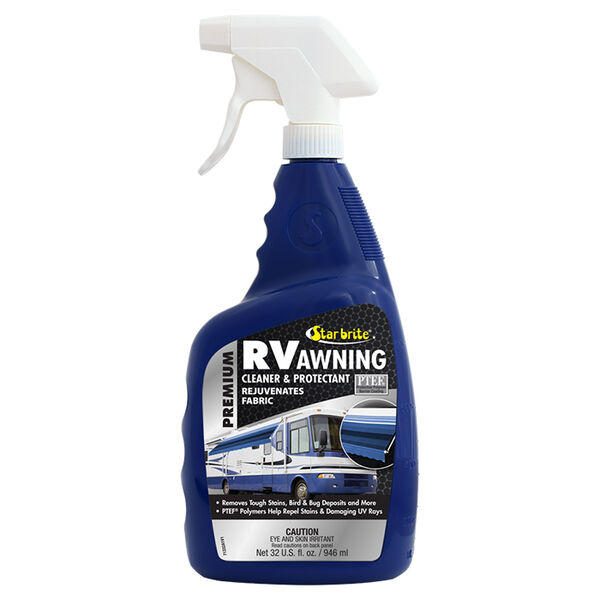 Star brite Premium RV Awning Cleaner & Protectant, 32 oz.