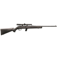 Savage Model 64 FXP Rimfire Rifle Package