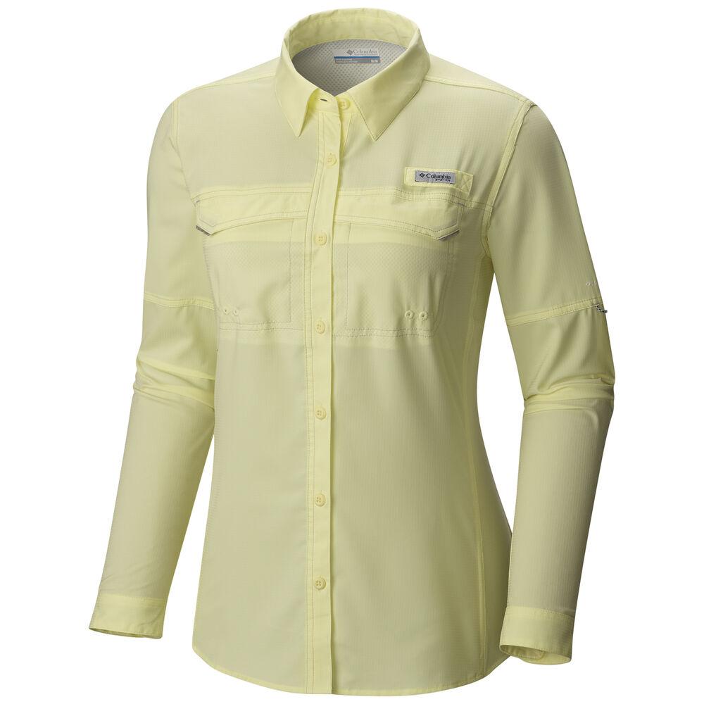 f125300b0a Columbia Women's PFG Lo Drag Long-Sleeve Shirt   Gander Outdoors
