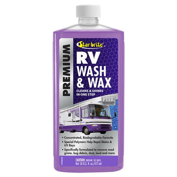 Star brite Premium RV Wash & Wax, 16 oz.
