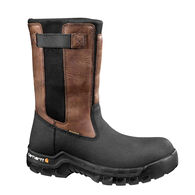 Carhartt Men's 10-Inch Rugged Flex Waterproof Pull-On Composite Toe Boot