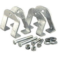 Smith Trailer and Boat Lift I-Beam Clamp Kit For Boat Guides