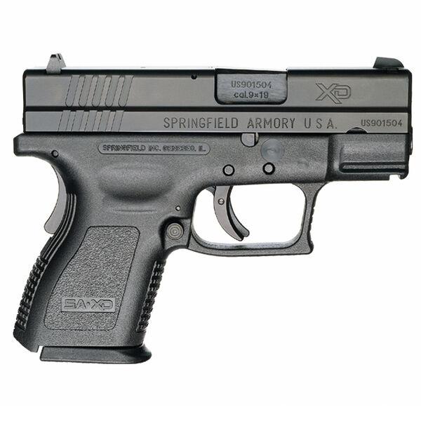 "Springfield XD 3"" Sub-Compact Handgun"