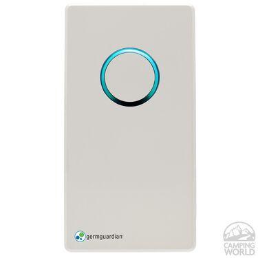 GermGuardian Elite Pluggable UV Sanitizer and Odor Reducer, Crystal White