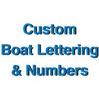 Custom Drop Shadow Letters & Numbers
