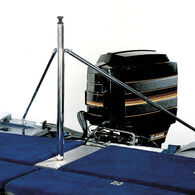 Bass Boat Ski Pylon