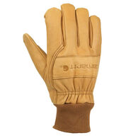 Carhartt Men's Insulated Leather Gunn-Cut Glove