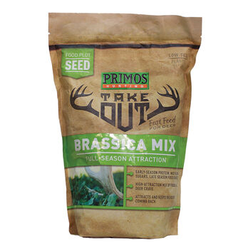 Primos Take Out Brassica Mix Food Plot Seed