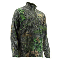 Nomad Men's NWTF Fleece Quarter-Zip Pullover