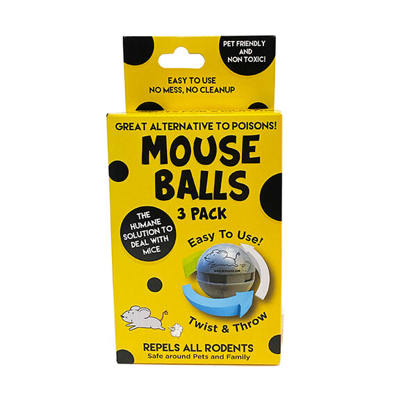 Mouse Balls, 3-pack