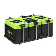 Expion360 Triple Mounting Kit for Group 27 100Ah and 120Ah Batteries