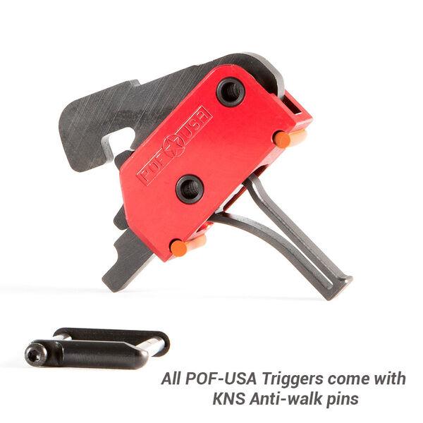 Patriot Ordnance Straight Drop-In Trigger System, 3.5 lb.