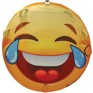 Hydroslide Emoji 2-Person Towable Tube
