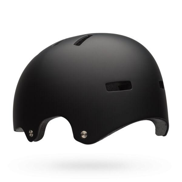 Bell Division Bike//Skate Helmet Matte Black