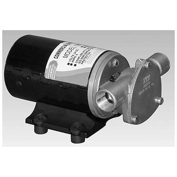 Jabsco Commercial-Duty 12V Water Pump