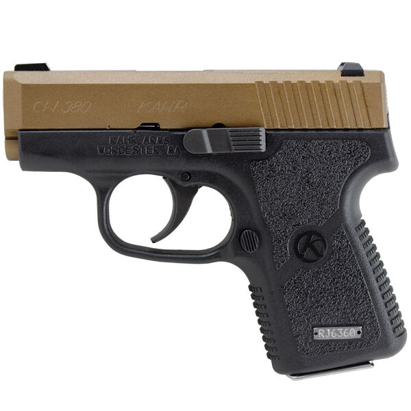 Kahr CW380 Burnt Bronze Handgun