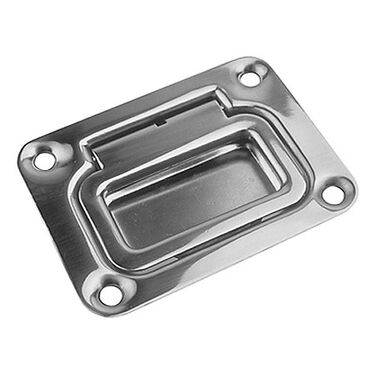 Stainless Steel Hatch Handle