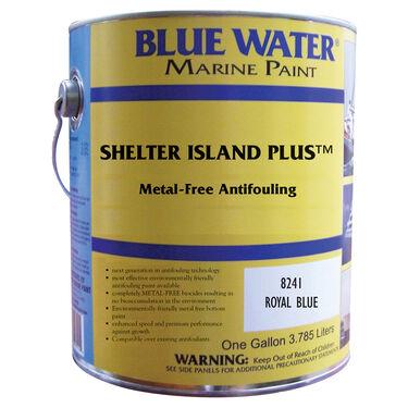 Blue Water Shelter Island Plus Copper-Free Ablative, Gallon