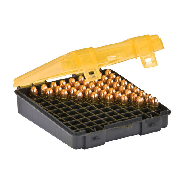 Plano 100-Round Small Handgun Ammo Case, 9mm/.380 ACP