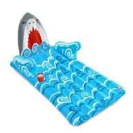 Big Mouth Giant Shark Lounger Pool Float